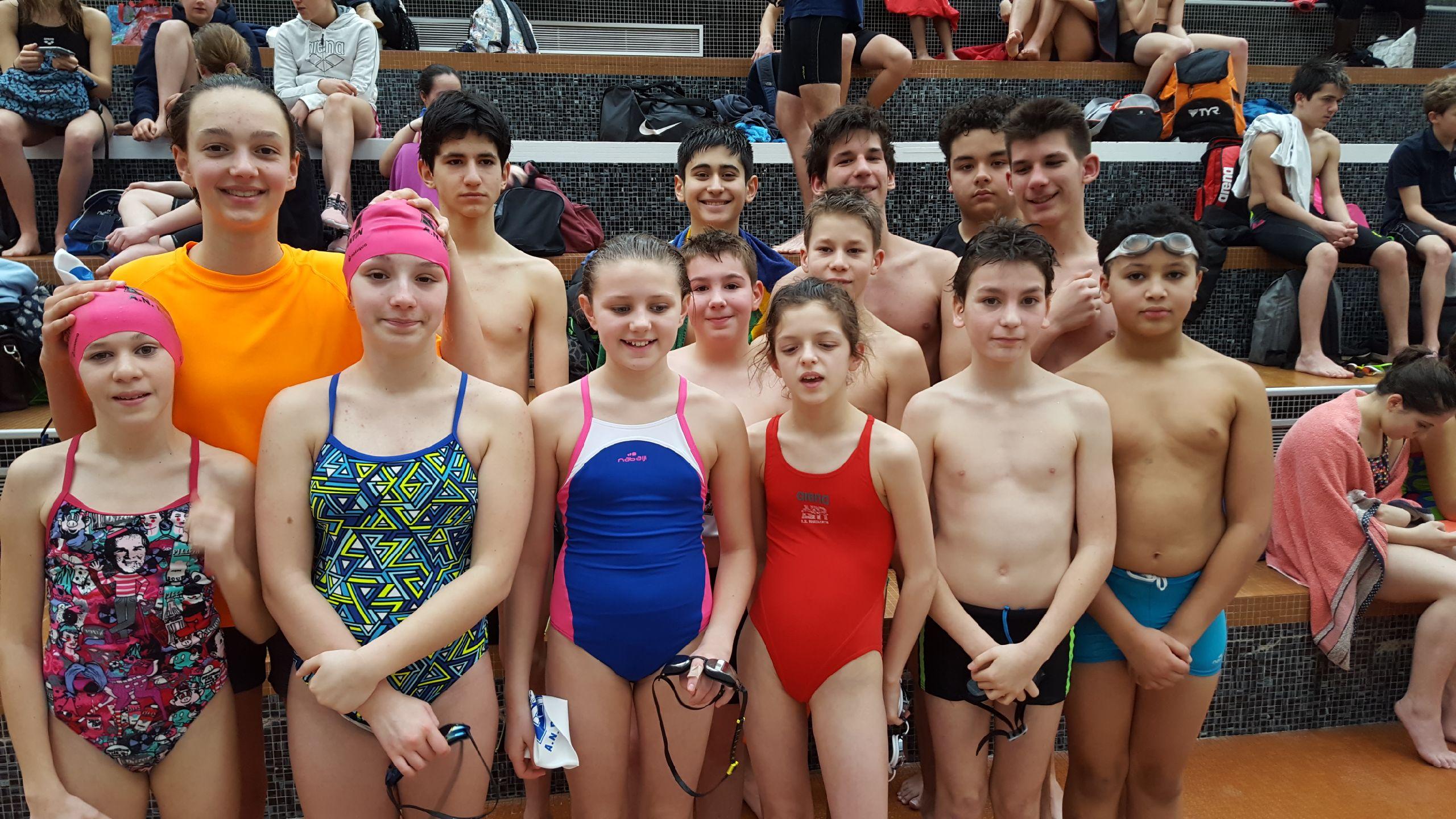 Championnat r gional ugsel natation notre dame de romorantin for Piscine romorantin